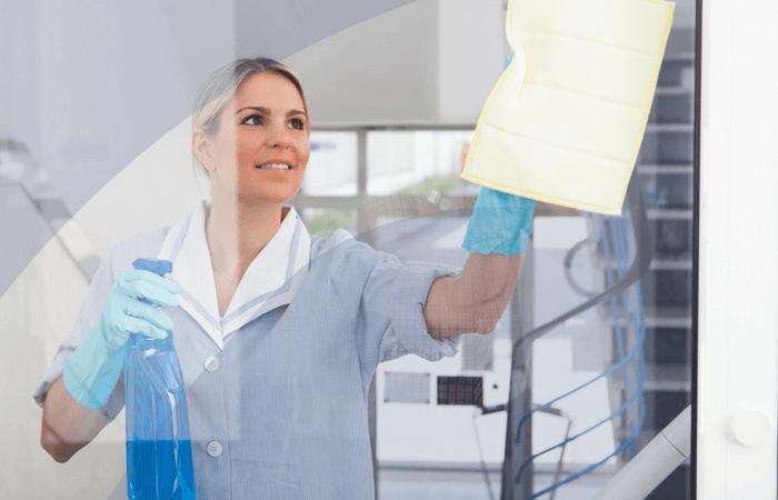 Čistilni servis Čista 10-ka - redno čiščenje objektov